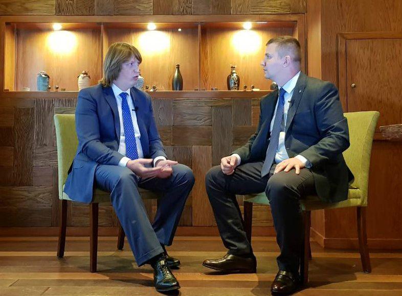 Самый активный венчурный инвестор России Александр Румянцев дал интервью каналу «СТАРТАП ТЕХНОЛОГИИ»