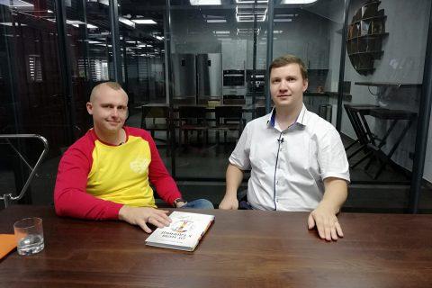 На канале «Стартап технологии» вышло интервью с лидером сообщества бизнес-ангелов Беларуси
